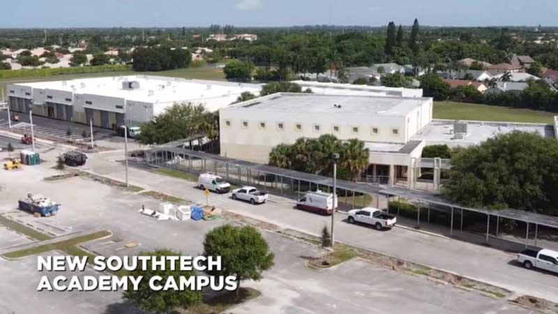 STA Campus Image